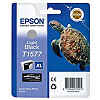 Epson T157 LIGHT BLACK CARTR.(UNTAGGED)