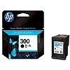 Hewlett Packard 300 BLACK INK CARTRIDGE W/VIVERA INK