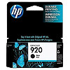 Hewlett Packard 920 BLACK OFFICEJET INK CARTRIDGE