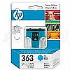 Hewlett Packard INK CARTRIDGE CYAN  NO.363/4ML C8771EE