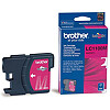 Brother LC1100M MAGENTA INK CART, 325 PG