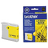 Brother LC1000Y YELLOW INK CARTR, 400 PG