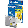 Brother LC970Y YELLOW INK CARTR, 300 PGS