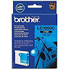 Brother LC1000C CYAN INK CARTR, 400 PGS
