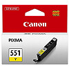 Canon CLI551Y, Ink Cartridge Yellow