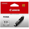 Canon CLI-551GY, Ink Cartridge Grey