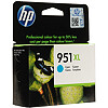 Hewlett Packard 951XL CYAN OFFICEJET INK CARTRIDGE