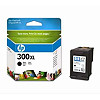 Hewlett Packard 300XL BLACK INK CARTRIDGE