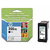 Hewlett Packard NO 350XL BLACK INK CARTRIDGE