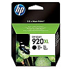 Hewlett Packard 920XL Black Officejet 6500 Ink Cartridge (1.200 pages)