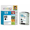 Hewlett Packard INK CARTRIDGE BLACK NO.88XL/58.9ML