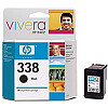 Hewlett Packard NO 338 BLACK INK CARTRIDGE, 11ML