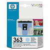 Hewlett Packard NO 363  L CYAN INK CARTRIDGE, 5.5 ML