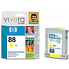 Hewlett Packard INK CARTRIDGE YELLOW NO.88XL/17ML