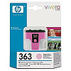 Hewlett Packard NO 363 L MAGENTA INK CARTRIDGE, 5.5ML