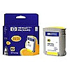Hewlett Packard INK CARTRIDGE NO 82 YELLOW, 69ML
