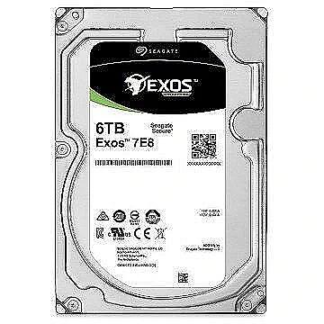 Seagate 12TB HDD Exos X14 7200 RPM 512e/4Kn SATA 6Gb/s