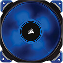 Corsair Air Series ML140 PRO Magnetic Levitation Fan, Blue LED, 140mm