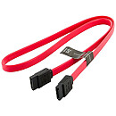4World SATA Data Cable, red, 0.60m