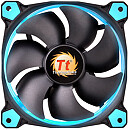 Thermaltake Riing 14, Blue LED fan high