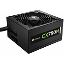 Corsair 750W, CX750M, 80+ Bronze, Modular