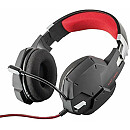 Trust GXT 322 Dynamic Headset, Black