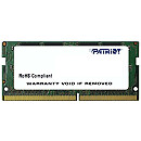 Patriot SODIMM, DDR4, 4GB, 2133MHz, CL15, Single stick