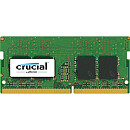Crucial SODIMM, DDR4, 8GB, 2400MHz, CL17, Single stick