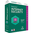 Kaspersky Lab Internet Security, 1 Year, 1 Device, Renewal