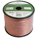 ART Speaker Cable Roll, 2x1.5 CCA, 100m