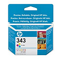 Hewlett Packard INK CARTRIDGE COLOR NO.343/7ML C8766EE