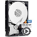 Western Digital 2TB, 5400rpm, 64MB, SATA III,  AV-GP