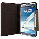 4World Protective Case, Style, Black (Galaxy Note 2)