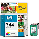 Hewlett Packard NO.344/14ML INK CARTRIDGE COLOR