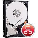 Western Digital 6TB, 5400-7200rpm, 64MB, SATA III, Red