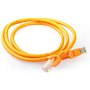 Gembird Patch Cable cat.5e, UTP, 0.5m, Orange