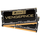 Corsair SODIMM, 8GB, DDR3, 1600MHz, CL9, Kit of 2, Vengeance