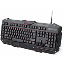 Gembird KB-UMGL-01, Programmable gaming keyboard, US