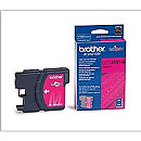 Brother LC1100HYM MAGENTA INK CART,750PG