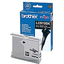 Brother LC970BK BLACK INK CARTR, 350 PGS