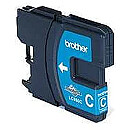 Brother LC980C CYAN INK CARTRIDGE, 260P
