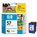 Hewlett Packard INK CARTRIDGE COLOR /DJ5550/C6657AE