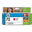 Hewlett Packard NO 72 MAGENTA INK CARTRIDGE 130ML