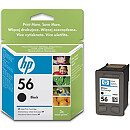Hewlett Packard INK CARTRIDGE BLACK /DJ5500/C6656AE