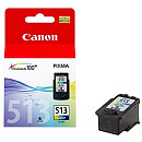 Canon CL-513 High Capacity Ink Cartridge (Magenta, Yellow, Cyan) for Pixma MP240, MP260, MP280, MP480