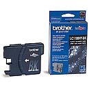 Brother LC1100HYBK BLACK INK CARTR,900PG