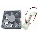 Gembird 80mm Case Fan, 2500rpm, 4-pin