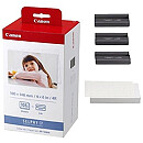 Canon KP-108IN Colour Ink Cartridge with 108 Sheets postcard size (100 x 148mm) paper (for CP-100/200/220/300/330/400/500/510/600/710-770) NEW