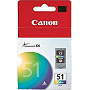 Canon CL-51, INK CARTRIDGE COLOR