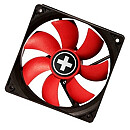 Xilence CASE FAN 92MM REDWING, 3PIN+4PIN